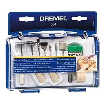 dremel metal polishing kit