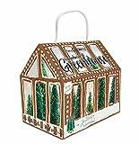 ScrapCooking 3958 Gingerbread Greenhouse - Invernadero de pan de especias con 5 cortadores + 3 árboles