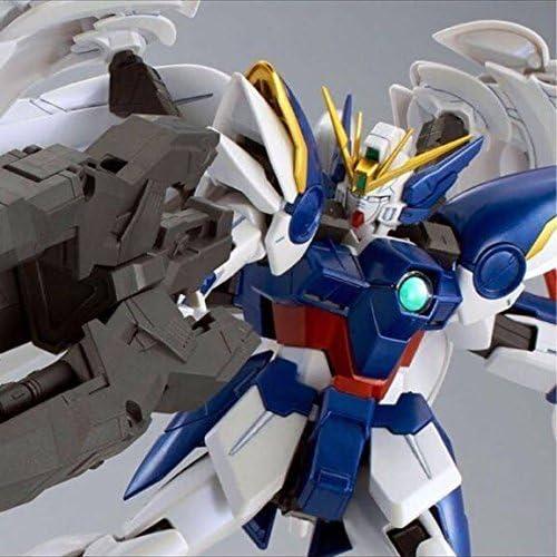 Bandai MG 1 100 XXXG-00W 0 Wing Gundam Zero EW & DREIZWERG Special Coating Plastic Kit