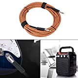 Redxiao 【𝐎𝐟𝐞𝐫𝐭𝐚𝐬 𝐝𝐞 𝐁𝐥𝐚𝐜𝐤 𝐅𝐫𝐢𝐝𝐚𝒚】 Cable de 7 mm, Cable de Audio, para Piano eléctrico para órgano el...