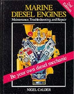 Marine Diesel Engines: Maintenance, Troubleshooting, and Repair