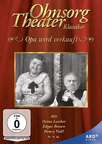 Ohnsorg Theater: Opa wird verkauft