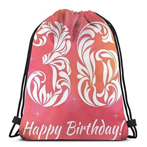 XCNGG Los bolsos de lazo se divierten el viaje del bolso del gimnasio, color vivo de Ombre treinta y seis en la imagen del diseño floral