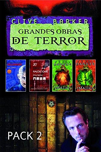 Pack Clive Barker Terror II eBook: Barker, Clive: Amazon.es: Tienda Kindle