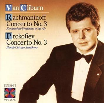 Rachmaninoff: Concerto No. 3; Prokofiev: Concerto No. 3