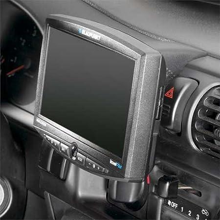 KUDA 294580 Halterung Echtleder schwarz f/ür Opel Insignia A ab 11//2008 bis 2017