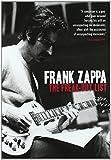Zappa Frank - The Freak-Out List - Dvd