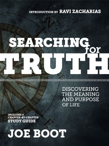 Searching for Truth: Discovering the Meaning and Purpose of Life (English Edition)