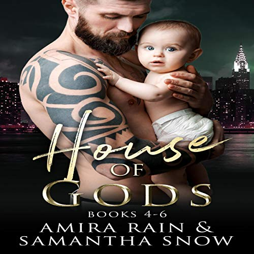 House of Gods, Books 4-6  By  cover art