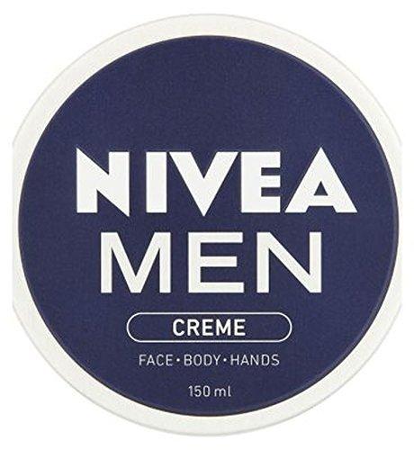 NIVEA Les Hommes Crème 150Ml - Lot De 2