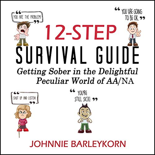 『12-Step Survival Guide』のカバーアート
