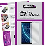 dipos I 2X Protection ecrán Compatible avec Archos Diamond Omega Films de Protection d'écran Transparent