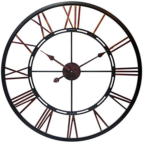 Get him an iron clock for your 6th anniversary