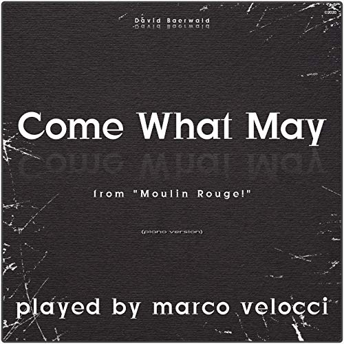 Come What May (Piano version)