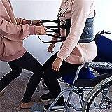 Cinturón De Transferencia De Eslinga De Elevación Del Paciente,Dispositivo De Arnés De Cinturón De Marcha De Asistencia De Movimiento Suave,Cinturón Médico Para Silla De Ruedas