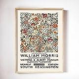 William Morris Leinwanddruck Museum Ausstellung Poster