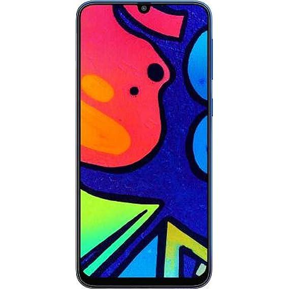 Samsung Galaxy F41 (Fusion Blue, 6GB RAM, 64GB Storage)