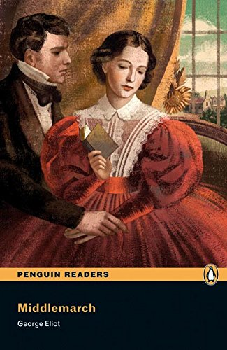 Penguin Readers: Level 5 MIDDLEMARCH (MP3 PACK) (Pearson English Graded Readers)の詳細を見る
