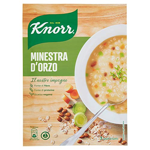 Knorr Minestra d Orzo, 105g