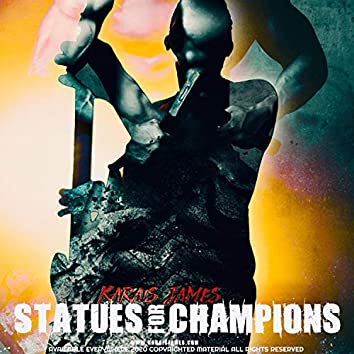 Statues for Champions (feat. Richie Scarlet, Louie Spagnola & Russ Wilson)
