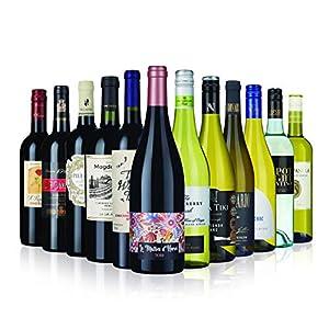 Customer Favourite Red and White Wine Mix - 12 bottles (75cl) - Laithwaites Wine