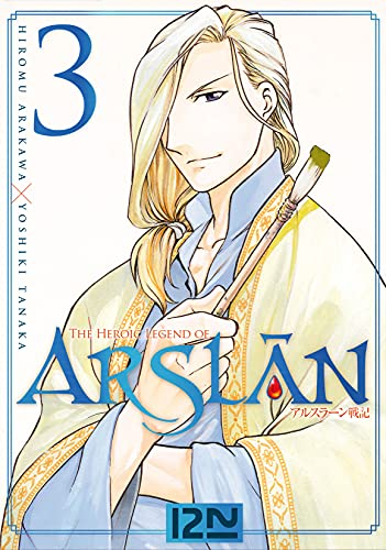 The Heroic Legend of Arslân - tome 03 (Shonen t. 3)