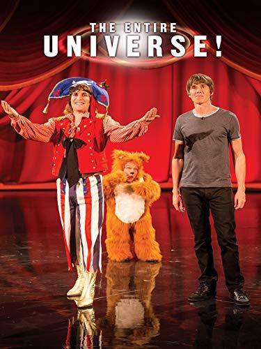 Eric Idle & Brian Cox - The Entire Universe