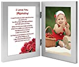 Mommy Gift, Sweet Poem from Son or Daughter for Mother's Day or Her Birthday, Add Photo