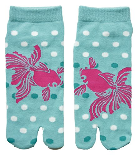 Japanese Tabi Socks Design Tsumasaki Kodemari