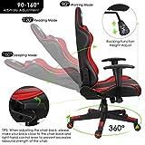 Zoom IMG-2 femor sedia gaming ergonomica regolabile