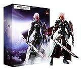 Figura Final Fantasy XIII: Lightning Play Arts Kai