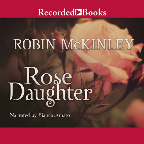 Rose Daughter audiobook cover art
