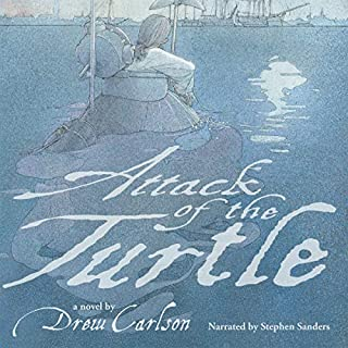 Attack of the Turtle cover art