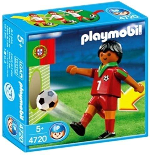 Futbolista Portugal Playmobil (4720)