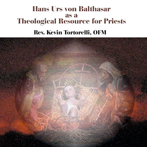 Hans Urs von Balthasar audiobook cover art
