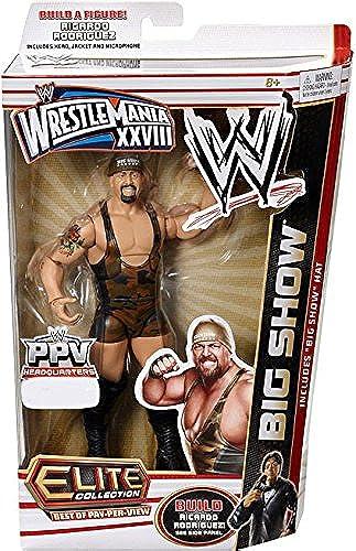Wrestle Mania XXVIII BIG SHOW
