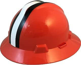 NFL V-Gard Full Brim Hard Hat, Cleveland Browns