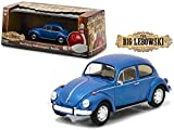 Da Fino's Volkswagen Beetle Blue The Big Lebowski Movie (1998) 1/43 Diecast Model Car by GreenLight 86496