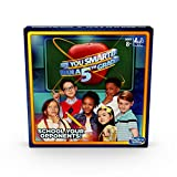 Hasbro Gaming Are You Smarter Than a 5th Grader Board Game