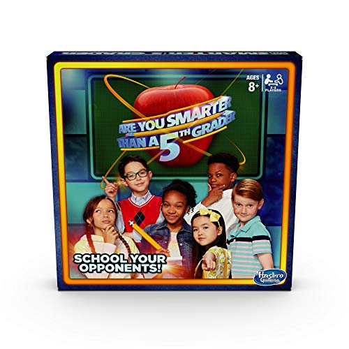 Are You Smarter Than a 5th Grader Board Game Now $9.99 (Was $19.99)