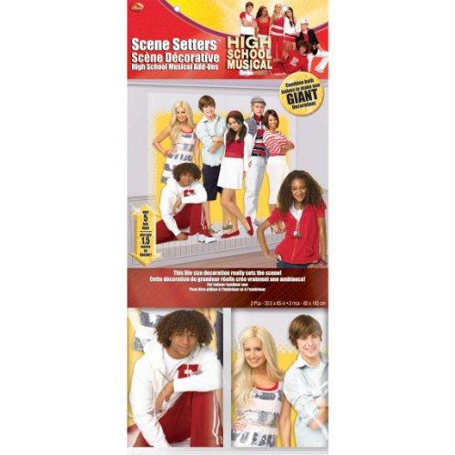 High School Musical 3 - Decorado