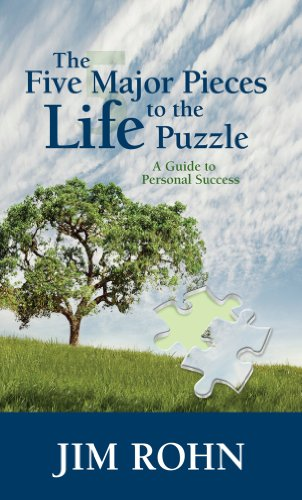 The Five Major Pieces To The Life Puzzle Kindle Edition By Rohn Jim Self Help Kindle Ebooks Amazon Com
