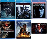 Terminator: Series 5 Movie Blu-ray Collection (Judgement Day / Rise of the Machines / Genisys) plus More with Bonus Art Card