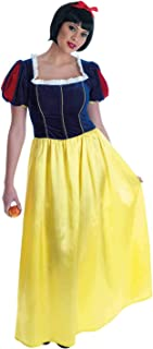 Womens Princess Costume Adults Fairytale Royal Dresses - Choice of Characters