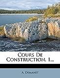 Cours De Construction, 1...