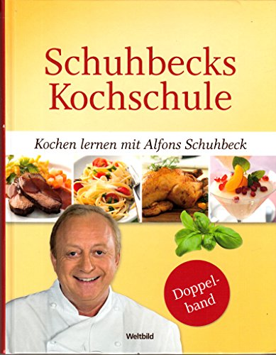 Schuhbecks Kochschule. Kochen lernen mit Alfons Schuhbeck.