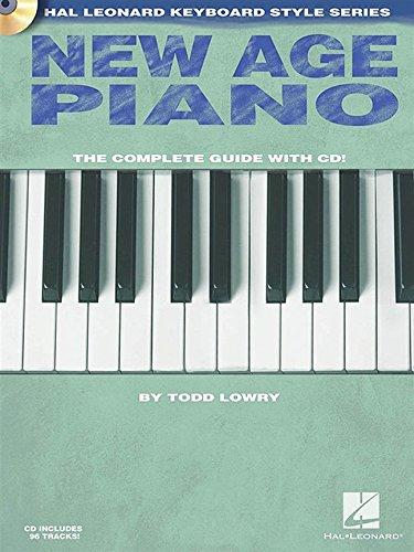 Hal Leonard Keyboard Style Series: New Age Piano: Noten, CD für Klavier, Keyboard: Hl Keyboard Style Series