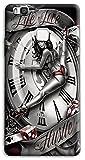 Mixroom - Cover Custodia Case in TPU Silicone Morbida per Huawei Ascend P10 Lite X367 Orologio Ballerina