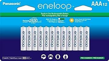 Hasta 10% en Baterías Recargables
