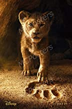 MCPosters - Disney The Lion King 2019 Textless Glossy Finish Movie Poster - MCP728 (24